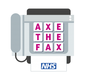 national nhs campaign and toolkit launched to axe the fax silver buck